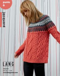 Catalogue Lang Yarns punto N°6 spécial jacquard