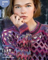 Catalogue Lang Yarns Punto N°8 Milton