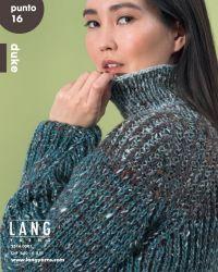 Catalogue Lang Yarns Punto N°16 Duke