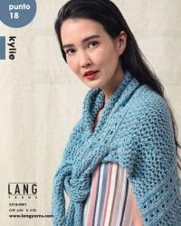Catalogue Lang Yarns Punto N°18 Kylie