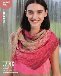 Catalogue Lang Yarns Punto N°20 Bloom