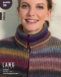 Catalogue Lang Yarns Punto N°30 - Spécial laine Frida