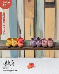 Catalogue Lang Yarns Punto N°25 Layette coton