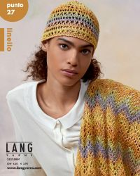 Catalogue Lang Yarns Punto N°27 spécial Linello