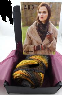 coffret cadeau laine Dipinto de Lang Yarns