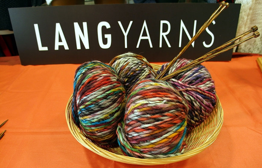 laines tricot lang yarns