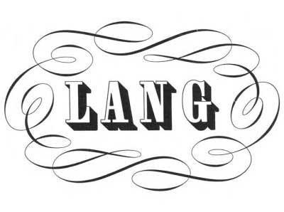 Histoire de Lang Yarns